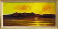 Lot 664 - DUCHALLY, AN OIL BY JAMES FULLARTON