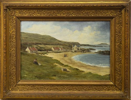 Lot 660-CANTY BAY, AN OIL BY A MIDDLEMAS