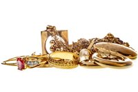 Lot 61-A COLLECTION OF EARRINGS, RINGS AND NECKLACES