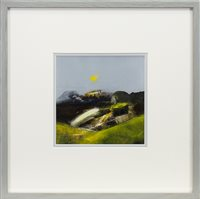 Lot 564-SUNSHINE STREAM, A MIXED MEDIA BY MAY BYRNE