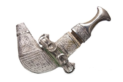 Lot 932-A CEREMONIAL OMANI KHANJAR