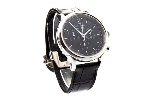 Lot 780-A GENTLEMAN'S MAURICE LACROIX WRIST WATCH