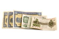 Lot 516-A COLLECTION OF UK BANKNOTES