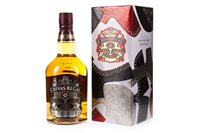Lot 407-CHIVAS REGAL AGED 12 YEARS