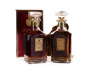 Lot 431-TWO BOTTLES OF DUNBAR EXTRA OLD