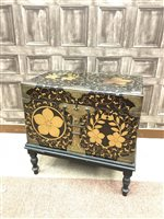 Lot 1002-A JAPANESE LACQUERED BOX