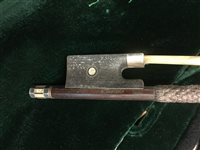 Lot 1406 - A ONE PIECE BACK VIOLIN