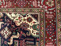 Lot 817-A 20TH CENTURY SHIRAZ PERSIAN RUG