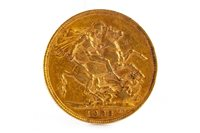 Lot 525-A GOLD SOVEREIGN, 1903