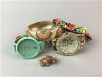 Lot 16-A COLLECTION OF COSTUME JEWELLERY AND WATCHES