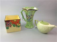 Lot 24-A LOT CARLTON WARE CERAMICS