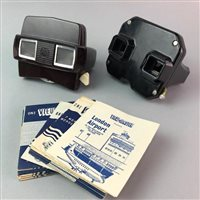 Lot 43-TWO VINTAGE VIEWMASTER VIEWERS