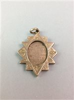 Lot 2-A VICTORIAN PRESENTATION MEDALLION