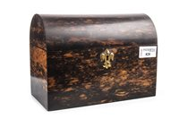 Lot 820-A COROMANDEL STATIONARY BOX
