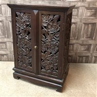 Lot 42-A 20TH CENTURY CHINESE CABINET