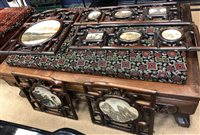 Lot 1023-A 20TH CENTURY CHINESE BED