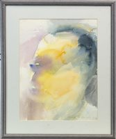Lot 517-A WATERCOLOUR BY KAINEBI OSAHENYE