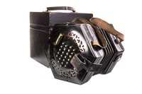 Lot 1413-AN EARLY 20TH CENTURY C. WHEATSTONE CONCERTINA