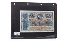 Lot 515 - THE BRITISH LINEN BANK £20 TWENTY POUNDS NOTE, 1943