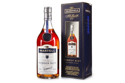 Lot 2009-MARTELL CORDON BLEU