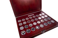 Lot 531-THE QUEEN ELIZABETH II ROYAL CROWN COLLECTION