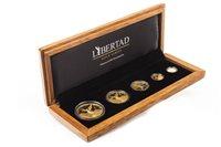 Lot 533-A LIBERTAD GOLD SERIES COIN SET