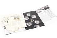 Lot 556 - THE BATTLE OF THE ATLANTIC COIN COLLECTION