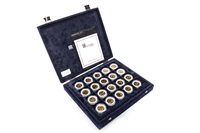 Lot 565 - A WESTMINSTER THE UNITED STATES 50 STATE QUARTERS COIN COLLECTION