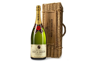Lot 2010-MOET & CHANDON 1983 25TH ANNIVERSARY - MAGNUM