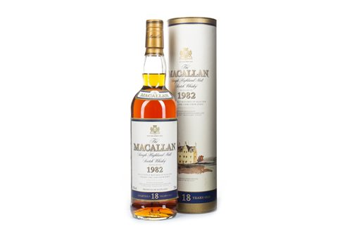 Lot 5-MACALLAN 1982 18 YEARS OLD