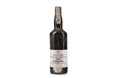 Lot 2003-TAYLOR'S 1976 QUNITA DE VARGELLAS