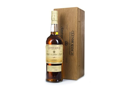 Lot 33-GLENMORANGIE 1981 SAUTERNES WOOD