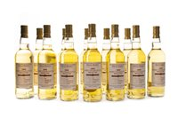 Lot 30-PORT CHARLOTTE 2008 SINGLE CASK AGED 3 YEARS (12)
