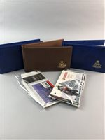 Lot 9-A COLLECTION OF ISLE OF MAN STAMP PRESENTATION PACKS