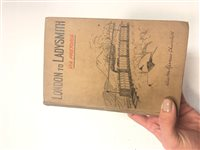 Lot 801-A SIGNED COPY OF LONDON TO LADYSMITH VIA PRETORIA, BY WINSTON CHURCHILL