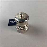 Lot 40-A LINKS OF LONDON SILVER PEPPER MILL