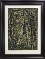 Lot 591-THE ECSTASY OF THE SAINT BY ALLY THOMPSON