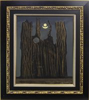 Lot 598 - BURNT FOREST OF PROVENCE BY ALLY THOMPSON