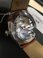 Lot 759-A GENTLEMAN'S PANERAI RADIOMIR WATCH