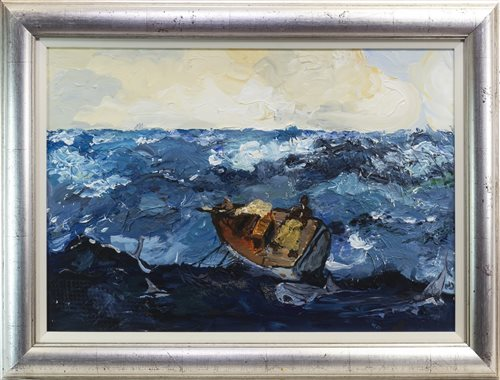 Lot 515 - DISMASTED, BY AUDREY GRAHAM