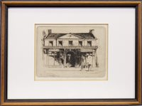 Lot 407-HUNTER & CO AND STUART CRANTSON, A DRYPOINT BY DAVID YOUNG CAMERON