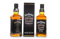 Lot 418-JACK DANIEL'S 150TH ANNIVERSARY & RED DOG SALOON 125TH ANNIVERSARY
