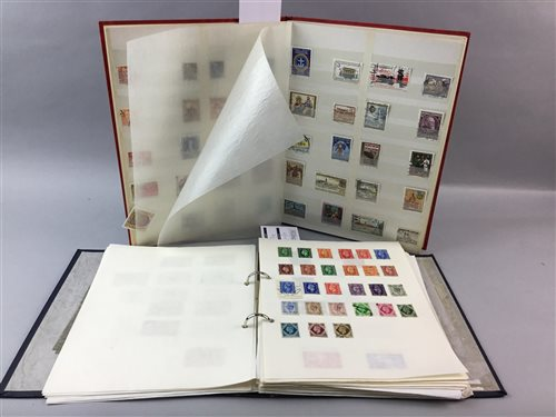 Lot 20-A LOT OF BRITISH AND INTERNATIONAL STAMPS