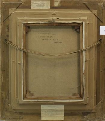 Lot 411-THE PORTRAIT OF SUNITA,  BY AUGUSTUS JOHN