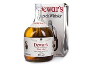 Lot 427-DEWAR'S WHITE LABEL 1.89 LITRE