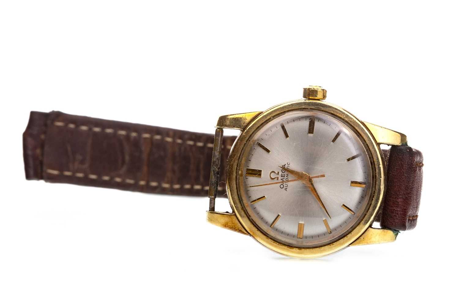 Lot 756-A GENTLEMAN'S OMEGA AUTOMATIC WRIST WATCH