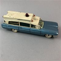 Lot 77-A COLLECTION OF DINKY AND OTHER MODEL VEHICLES
