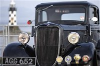 Lot 1-AN EXCELLENT 1937 FORD MODEL 'Y' SALOON MOTOR CAR