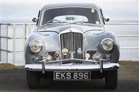 Lot 3-AN AWARD-WININING 1955 SUNBEAM TALBOT SUPREME MOTOR CAR
