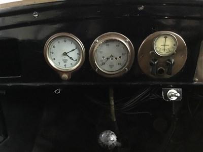 "Lot 4-AN OUTSTANDING ""BRUM"" - A VINTAGE AUSTIN 7 CHUMMY TOURER MOTOR CAR"